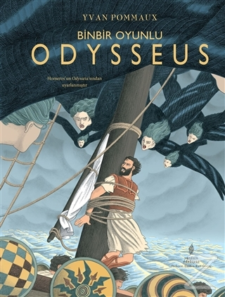 Binbir Oyunlu Odysseus (Ciltli)