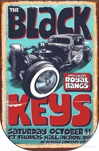 Black Keys 10'lu Ayraç