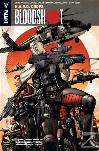 Bloodshot 4. Cilt