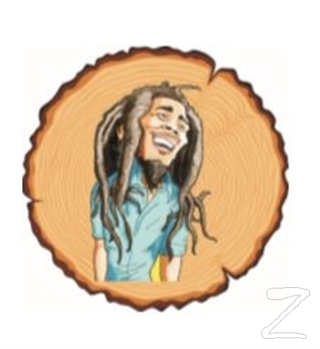 Bob Marley Bardak Altlığı 2