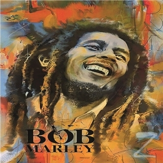 Bob Marley Bardak Altlığı