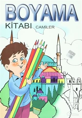 Boyama Kitabı - Camiler
