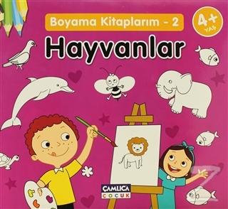 Boyama Kitaplarım - 2 Hayvanlar
