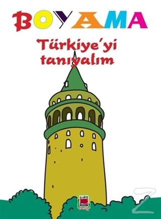 Boyama: Türkiye'yi Tanıyalım