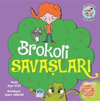 Brokoli Savaşları - Pijama Kulübü Çocukları