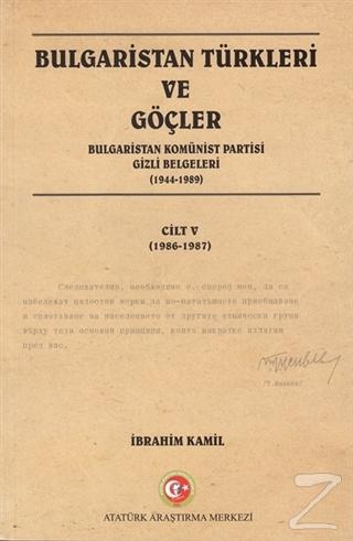 Bulgaristan Türkleri ve Göçler Cilt: 5