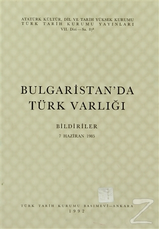 Bulgaristan'da Türk Varlığı