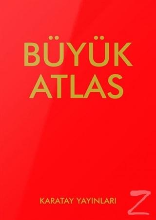 Büyük Atlas - Dünya Atlası (Ciltli)