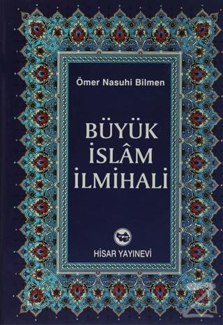 Büyük İslam İlmihali (2. Hamur) (Ciltli)