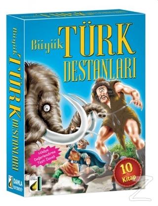 Büyük Türk Destanları (10 Kitap Takım)