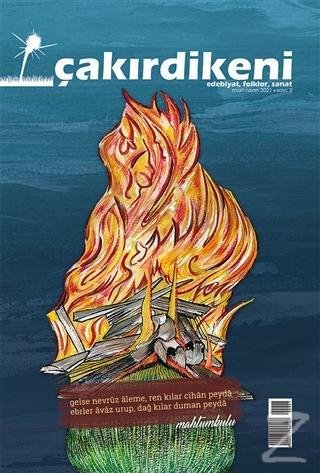 Çakırdikeni Dergisi 2. Sayı - Mart-Nisan 2021