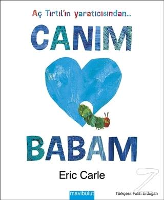 Ac Tirtil Boyama Kitabi Eric Carle