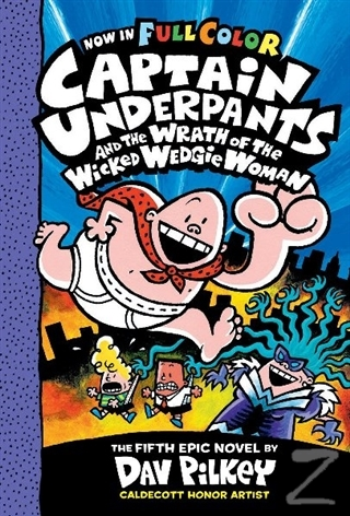 Captain Underpants 5 (Ciltli)