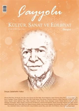 Çayyolu Kültür, Sanat ve Edebiyat Dergisi 4. Sayı Ocak - Şubat 2021