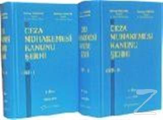 Ceza Muhakemesi Kanunu Şerhi 2 Cilt (Ciltli)