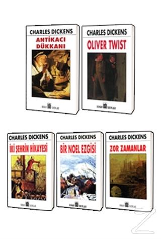 Charles Dickens Klasikleri 5 Kitap Set