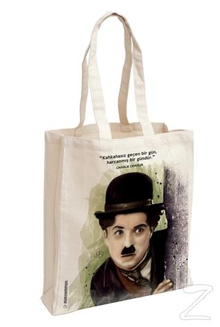 Charlie Chaplin - Aforizma Bez Çanta