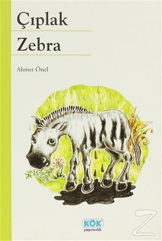 Çıplak Zebra %25 indirimli Ahmet Önel