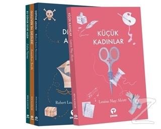 Çocuk Klasikleri Seti-Küçük Boy-4 Kitap Takım