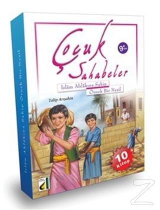 Çocuk Sahabeler (10 Kitap Takım)
