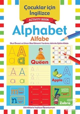 Çocuklar İçin İngilizce - Alphabet