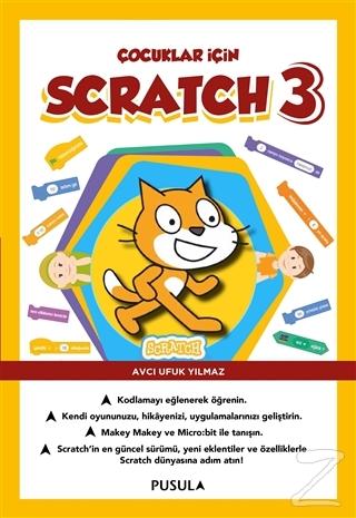 Çocuklar için Scratch 3 Avcı Ufuk Yılmaz