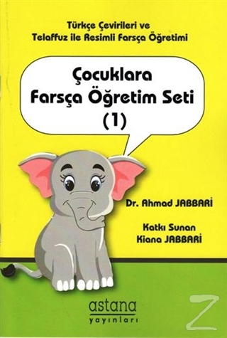 Çocuklara Farsça Öğretim Seti (1)