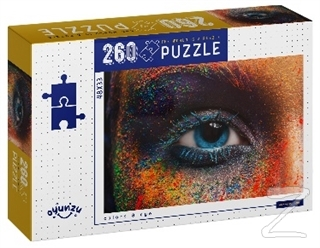 Colors and Eye 260 Parça Puzzle