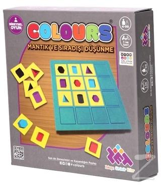 Colours - Mantık ve Sıradışı Düşünme