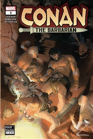 Conan The Barbarian - 6