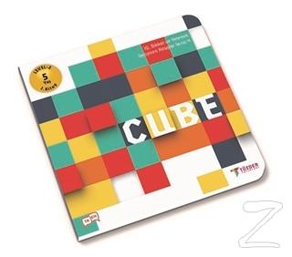 Cube - IQ Dikkat ve Yetenek Geliştiren Kitaplar Serisi 4 (Level 2) 5+ Yaş