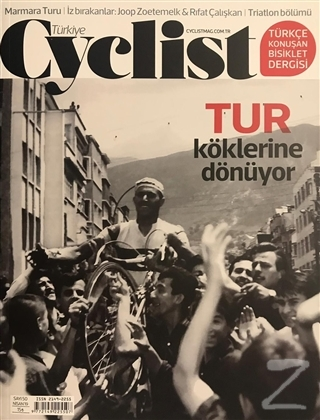 Cyclist Dergisi Sayı: 50 Nisan 2019