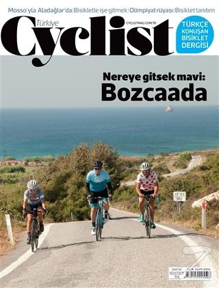 Cyclist Dergisi Sayı: 54 Ağustos 2019