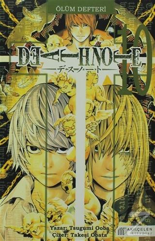 Death Note Ölüm Defteri 10