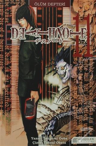 Death Note - Ölüm Defteri 11