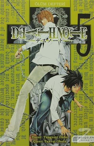 Death Note - Ölüm Defteri 5