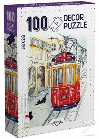 Decor Taksim 100 Parça Puzzle