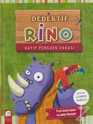 Dedektif Rino - Kayıp Penguen Vakası