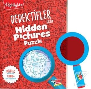 Dedektifler için Hidden Pictures