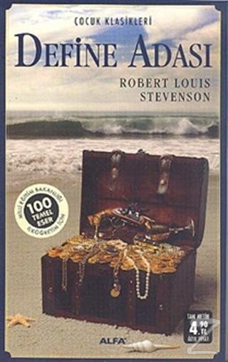 Define Adası Robert Louis Stevenson