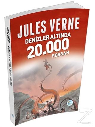 Denizler Altında 20,000 Fersah Jules Verne