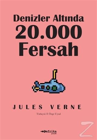 Denizler Altında 20.000 Fersah Jules Verne
