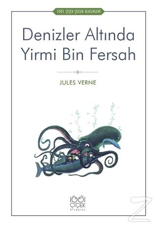 Denizler Altında Yirmi Bin Fersah Jules Verne