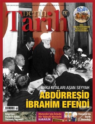 Derin Tarih Aylık Dergisi Sayı: 113 Ağustos 2021
