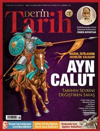 Derin Tarih Aylık Dergisi Sayı: 114 Eylül 2021