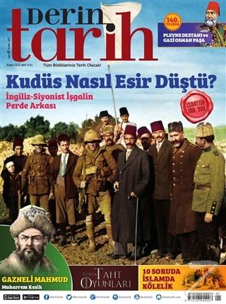 Derin Tarih Aylık Tarih Dergisi Sayı: 69 Aralık 2017