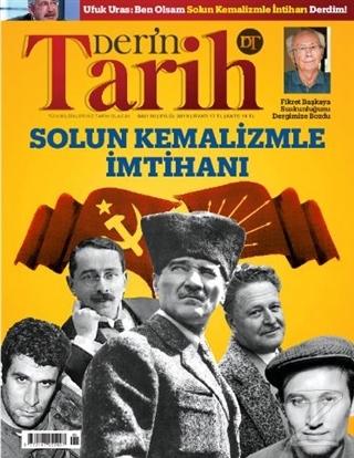 Derin Tarih Dergisi Sayı: 90 Eylül 2019