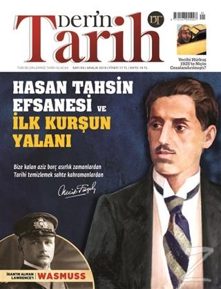 Derin Tarih Dergisi Sayı: 93 Aralık 2019