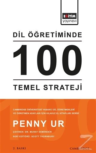Dil Öğretiminde 100 Temel Strateji