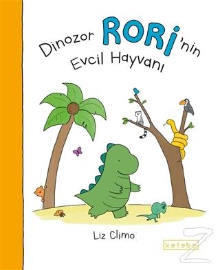Dinozor Rori'nin Evcil Hayvanı